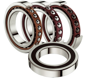 7300 Series Angular Contact Ball Bearing