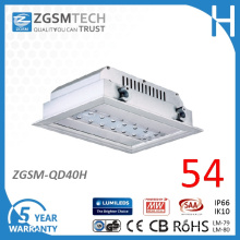 Ce RoHS GS CB genehmigte 40W LED-Überdachungs-Licht