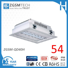 Ce RoHS GS CB Approved 40W LED Canopy Light