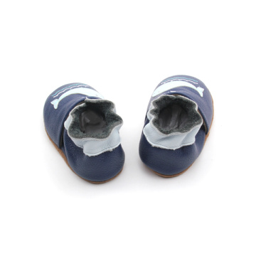 Wholesales Cute Soft Leather Baby Infant shoes