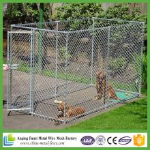 China fornecedor de qualidade superior à prova d'água ao ar livre Wire Fencing Dog Kennel