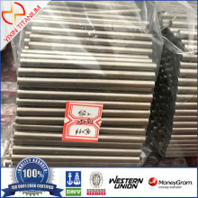 ASTM B348 Gr2 Dia6 × 90mm Titanium Bar