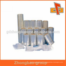 Moisture proof customized dimension plastic shrink wrapping film in roll form