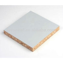melamine coated particle board/melamine paper laminated particle board/melamine particle board in sale