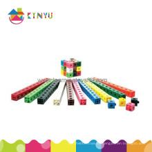 Plastic Linking cubos / cubos de conexión / Snap cubos (K002)