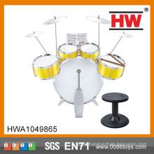 New Arrival plastic drum set kit for kids