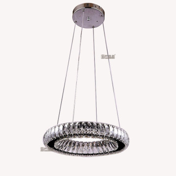 Crystal Stainless steel branch chandelier centerpiece