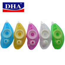 Colored 5mm*6m Correction Tape, Factory Direct Sale