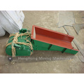 Electromagnetic Mobile Feeder for Coal Chemical with Crusher Machine