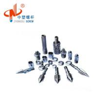 injection molding machine screw barrel nozzle tip/screw head