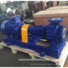 11kw,50m3/h,centrifugal theory.Corrosion resistance sulfuric acid fluorine chemical pump