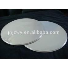 6063 disques ronds en aluminium