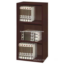 Wooden File Cabinet, Book Shelf