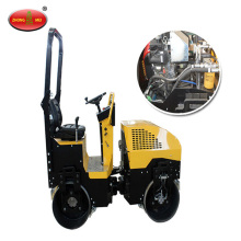 Mini Soil Road Double Drum Compactor Roller