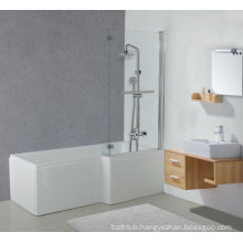 2014 fashion style freestanding baby bath tub with CE