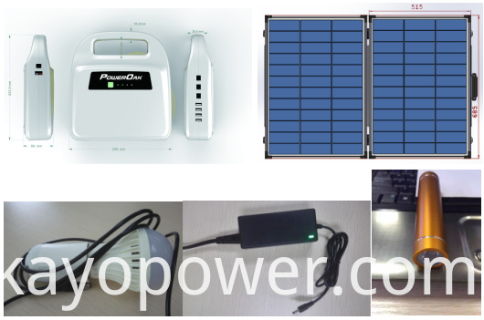 battery bank for solar panels