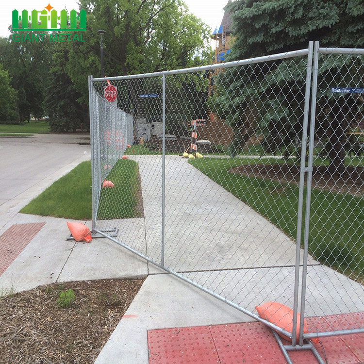 Direct+Factory+Galvanized+America+Temporary+Fence+for+Sale