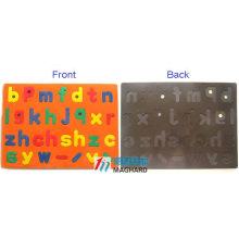 eva refrigerator magnet puzzle
