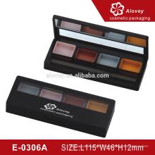 E-0306A empty eyeshadow palette eyeshadow case cosmetic packaging