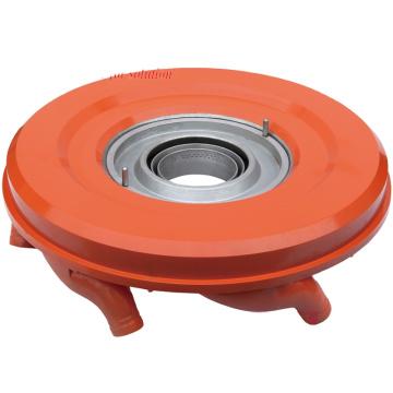 stock LDPE HDPE PP PVC Plastic blown Film extruder machine dual air ring