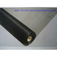 China professional PVC coated window screen