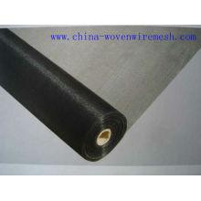 China profissional PVC revestido janela tela
