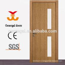 Hospital ward room SS panel wood doors