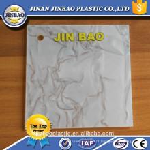 china melhor fábrica venda quente imitado painel de acrílico em mármore