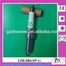 Ngk Japan Spark Plug Parts Spark Plug Ngk 22401-ED815 / LZKAR6AP-11 LZKAR6AP11