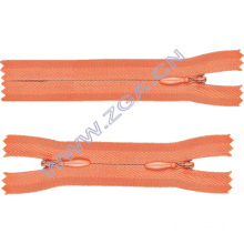 3# Invisible Zipper with polyester tape