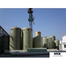 FRP Tanque / Conatiners para productos químicos y tratamiento de aguas