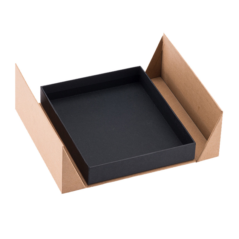 Kraft Paperboard Rigid Gift Box