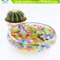 Perles d'eau de sol en cristal Perles d'eau de sol de gel bio pour plante