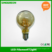 Светодиодные Рождественский свет Ce EMC LVD RoHS 6W G80 накаливания Светодиодные лампы