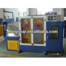 22DT(0.1-0.4) machine de cuivre de tréfilage fine avec ennealing (fil de cuivre dessin 22dt machine)