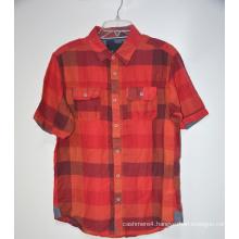 Wholesale Men Beach Wear Linen Hawaiian Shirts