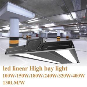 New Design 150W Linear High Bay Light