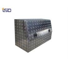 Caja de herramientas de aluminio impermeable del tronco del camión