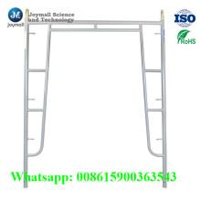 Kundenspezifisches Rahmen-Gestell des Stahl-H für das Errichten