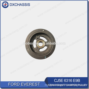Genuine Everest Crankshaft Damper Pulley CJ5E 6316 E9B