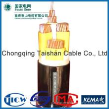 Хорошее качество PVC / XLPE Материал силовой кабель 150mm2 xlpe