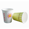 Индивидуальные одноразовые бумажные чашки для кофе