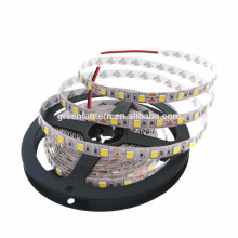 DC 12V 60 LED/m non waterproof SMD5050 Flexible LED Strip light with factory price