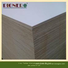 Muebles de alto grado usan madera contrachapada de melamina con pegamento E0