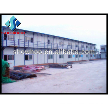 Prefab Workers Camp Supplier-Prefab Portable Camp House