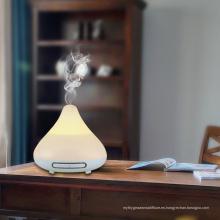 Aromacare Mini White 130ml con pilas Aroma Difusor Alibaba Wholesale Designer Perfume Mist Maker