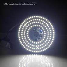 CA conduzida redonda 220v da placa das luzes do brilho alto