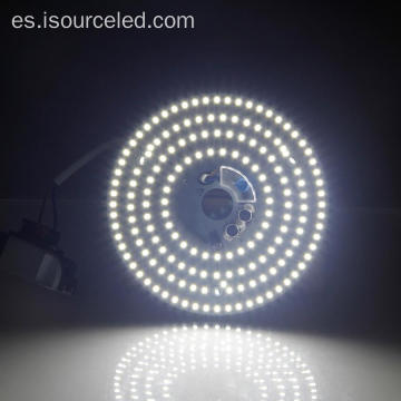 Tablero de luces LED redondas de alto brillo AC 220v