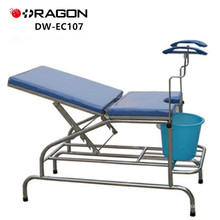 DW-EC107 Electric urology physical exam equipment examination couch