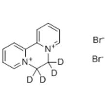 Diquat dibromide CAS 85-00-7